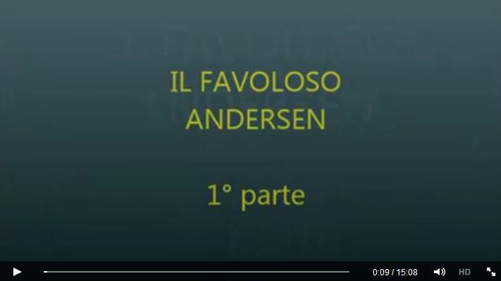 LA CICALA TV: IL FAVOLOSO ANDERSEN - 1° parte a cura di Ivano Baldassarre